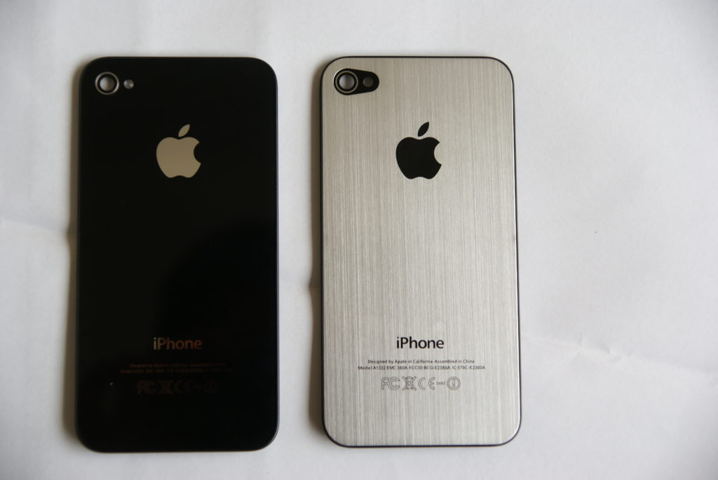 iPhone 4 coque aluminium